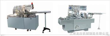 LY-180可调试透明膜三维包装机
