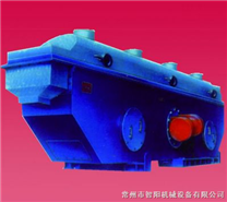 ZQG振動流化床干燥機原理