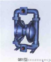 QBY自吸气动隔膜泵