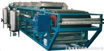 DU系列橡膠帶式真空過濾機