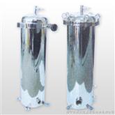 不锈钢保安型过滤器原理