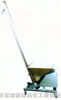 LS系列螺旋輸送機用途