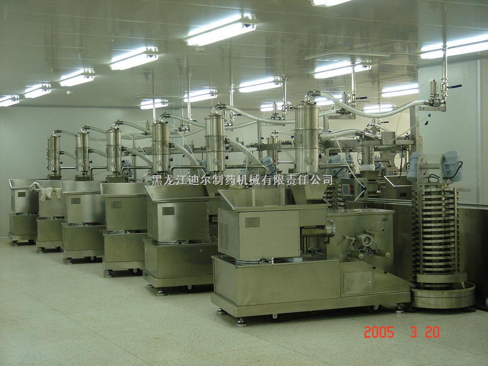WZ—120型-卧式中药自动制丸机;中药制丸机设备