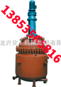 山东龙兴搪瓷电加热反应釜,不锈钢反应罐