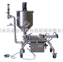牛肉酱灌装机|豆辨酱灌装机|颗粒浆状灌装机