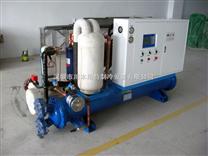 低温冷水机组,低温螺杆式冷水机