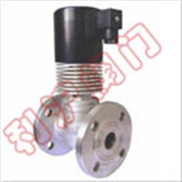 zcg 高温电磁阀 蒸汽电磁阀 法兰电磁阀图片
