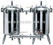 衛生級不銹鋼雙聯過濾器