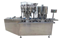 YGF12/12型液体灌装机