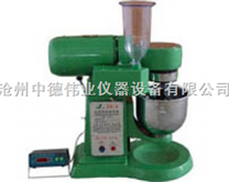 JJ-5型水泥胶砂搅拌机(中德伟业)