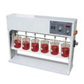 六连同步电动搅拌器