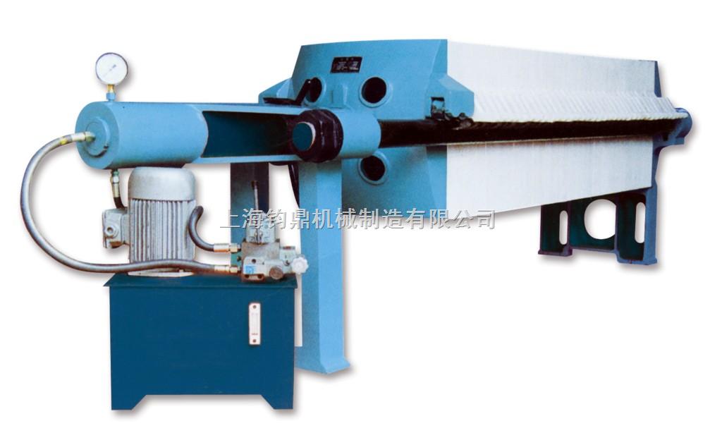 (xay100/1000-30u) 液压自动保压压滤机_压滤机|板框图片