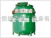1000L电加热反应釜,广东电加热搪瓷反应釜