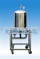 不锈钢精密框式过滤器 (层叠式,反冲,保温,加热,大流量,大容量活性碳过滤器)