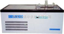 长沙低温冷阱,低温冷阱厂家报价 雪花制冰机 纯水机 三层玻璃反应釜