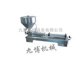 鄭州膏體灌裝機L小型膏體灌裝機L雙頭膏體灌裝機