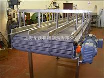 耐高溫鏈板輸送機廠家