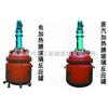 各种山东龙兴搪瓷电加热反应釜,不锈钢反应罐,反应釜厂家